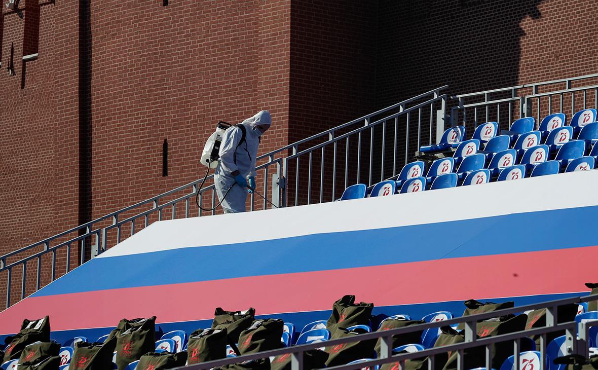 Фото: Павел Головкин / EPA / ТАСС