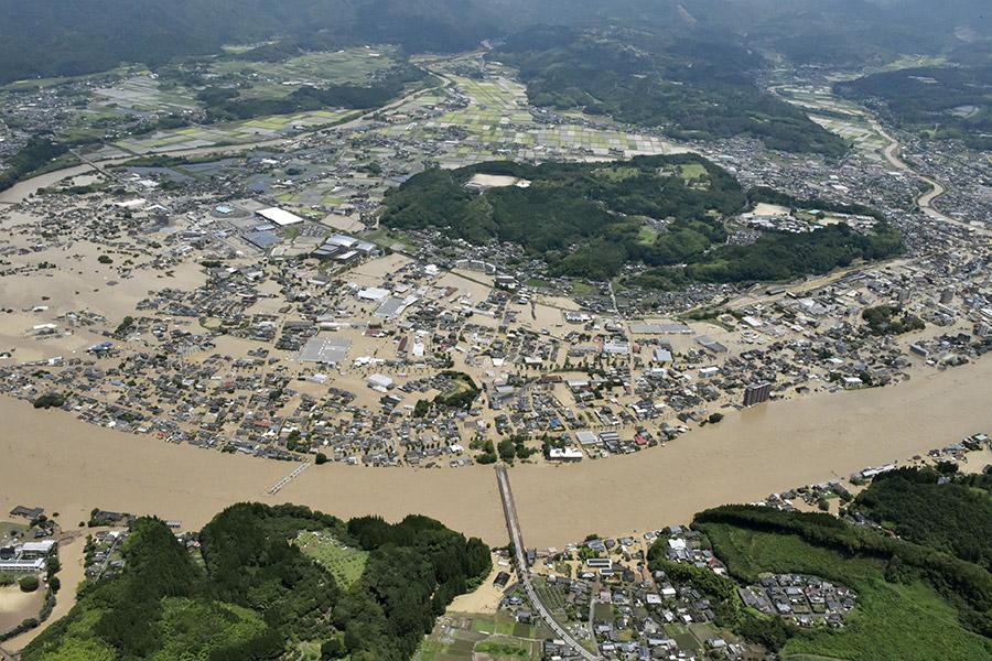 Фото:Kyodo via Reuters