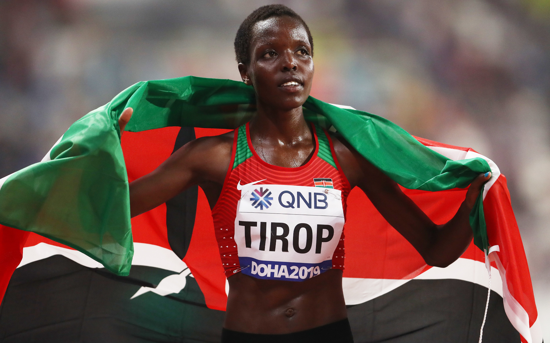 Фото: Alexander Hassenstein/Getty Images for IAAF