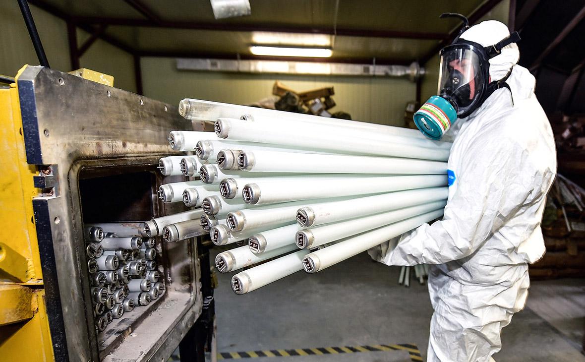 Путин одобрил создание единого оператора по утилизации опасных отходов
