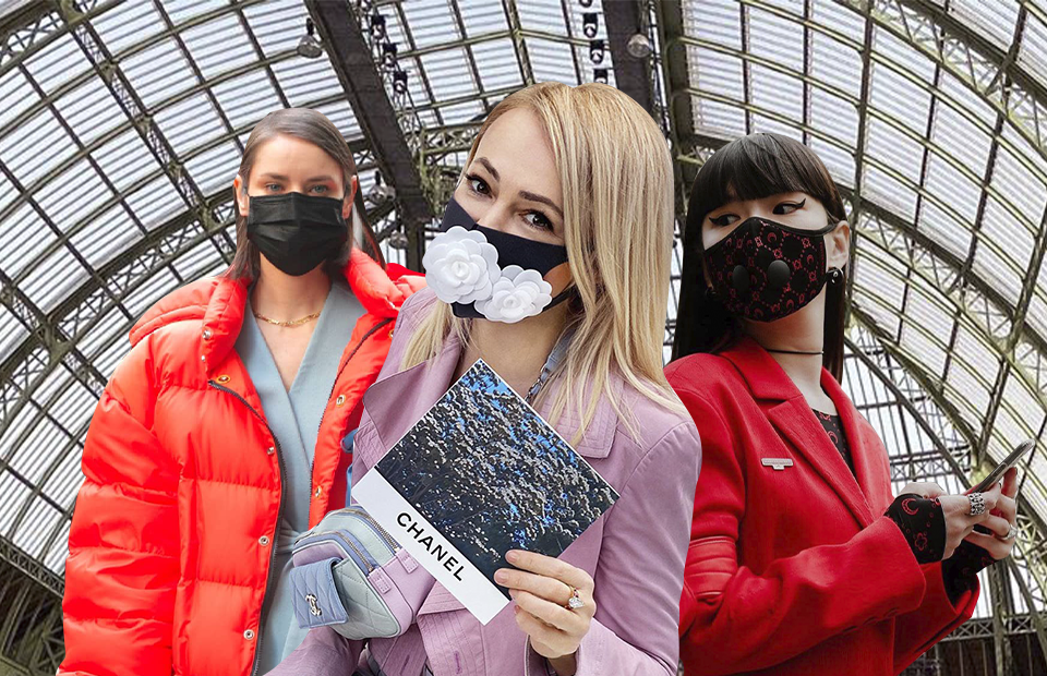 Мода на коронавирус: как медицинские маски стали популярным ...