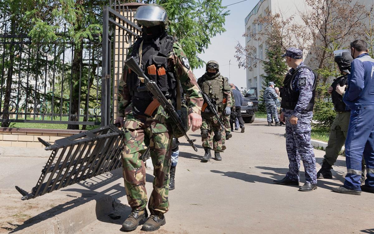 Фото: Артём Дергунов / Reuters