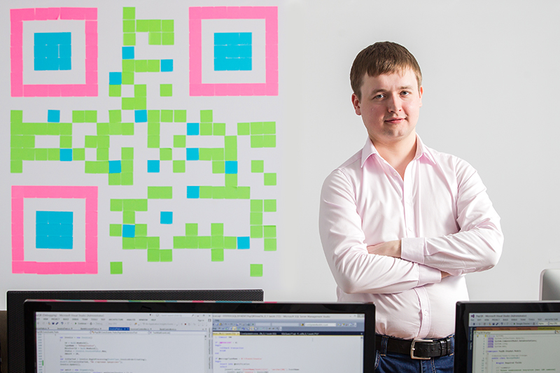 Предприниматель Глеб Марков
