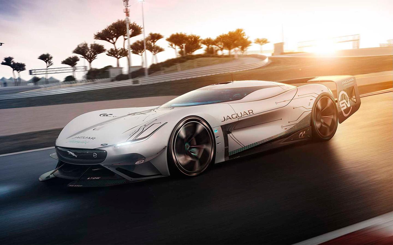 Jaguar показал 1900-сильный гиперкар для видеоигры - Autonews.ru