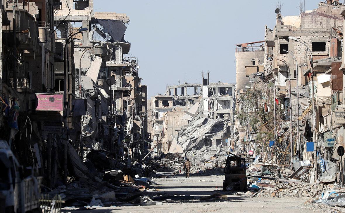 Ракка, Сирия