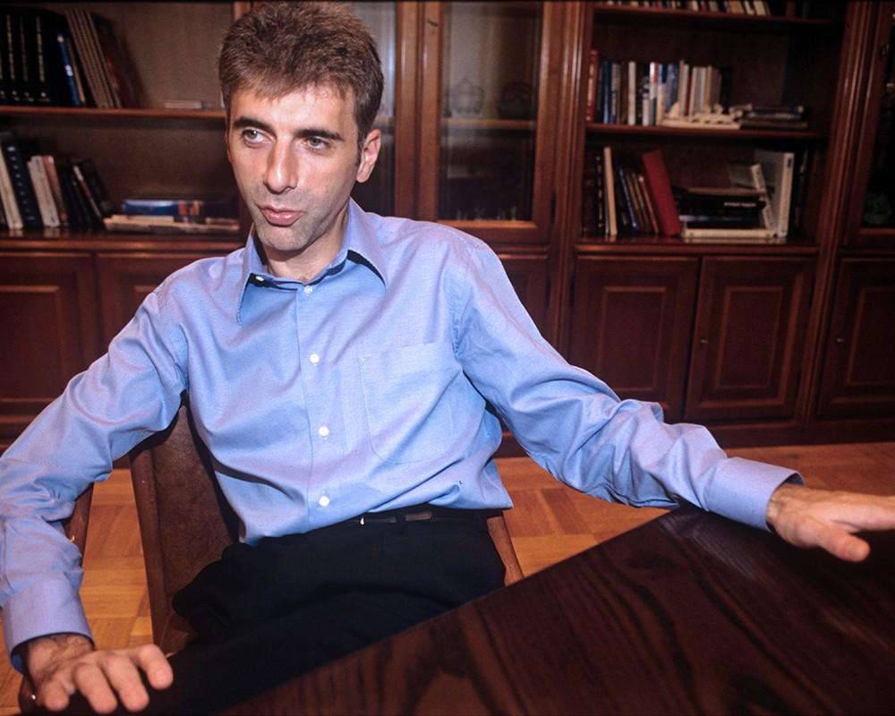 Один из бывших акционеров ЮКОСа Леонид Невзлин