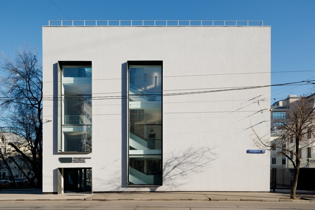 Фото:Из портфолио Kleinewelt Architekten: Новокузнецкая, 7