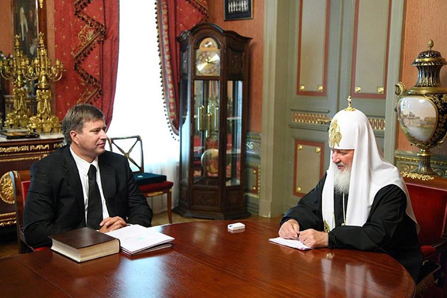 Фото:Пресс-служба Московской Патриархии