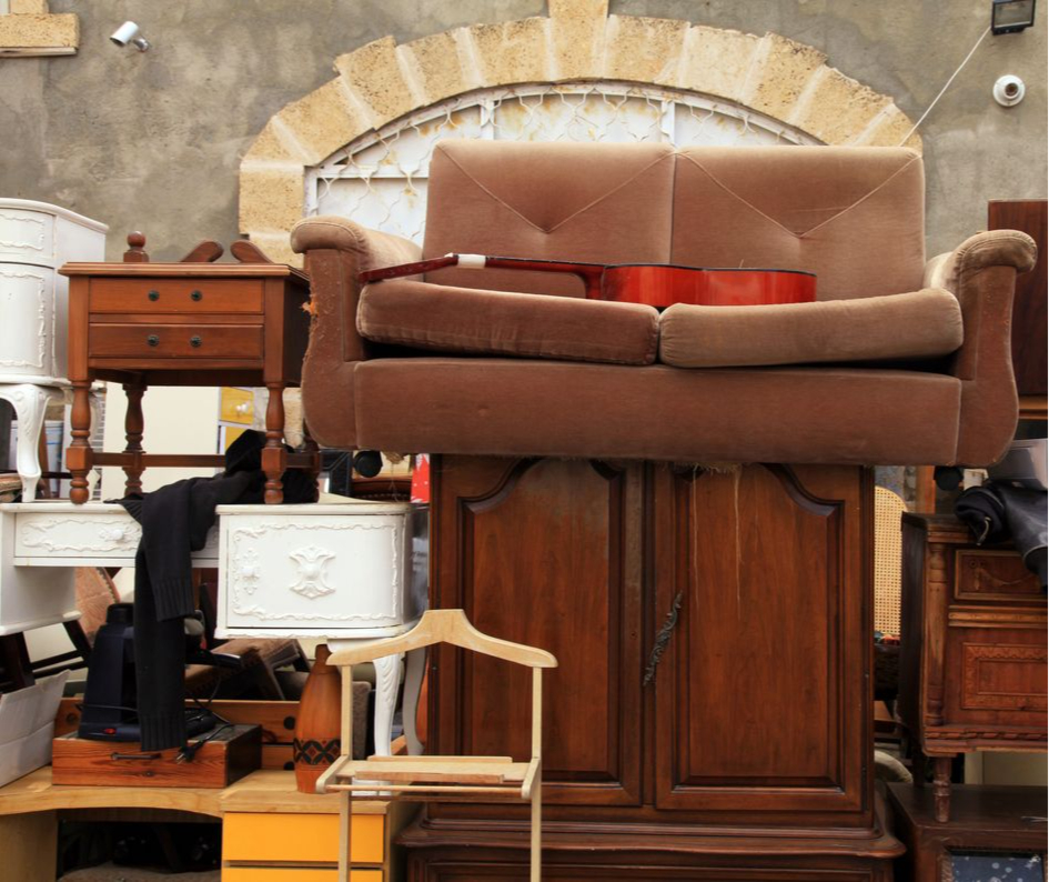 Не переборщите с мебелью и декором