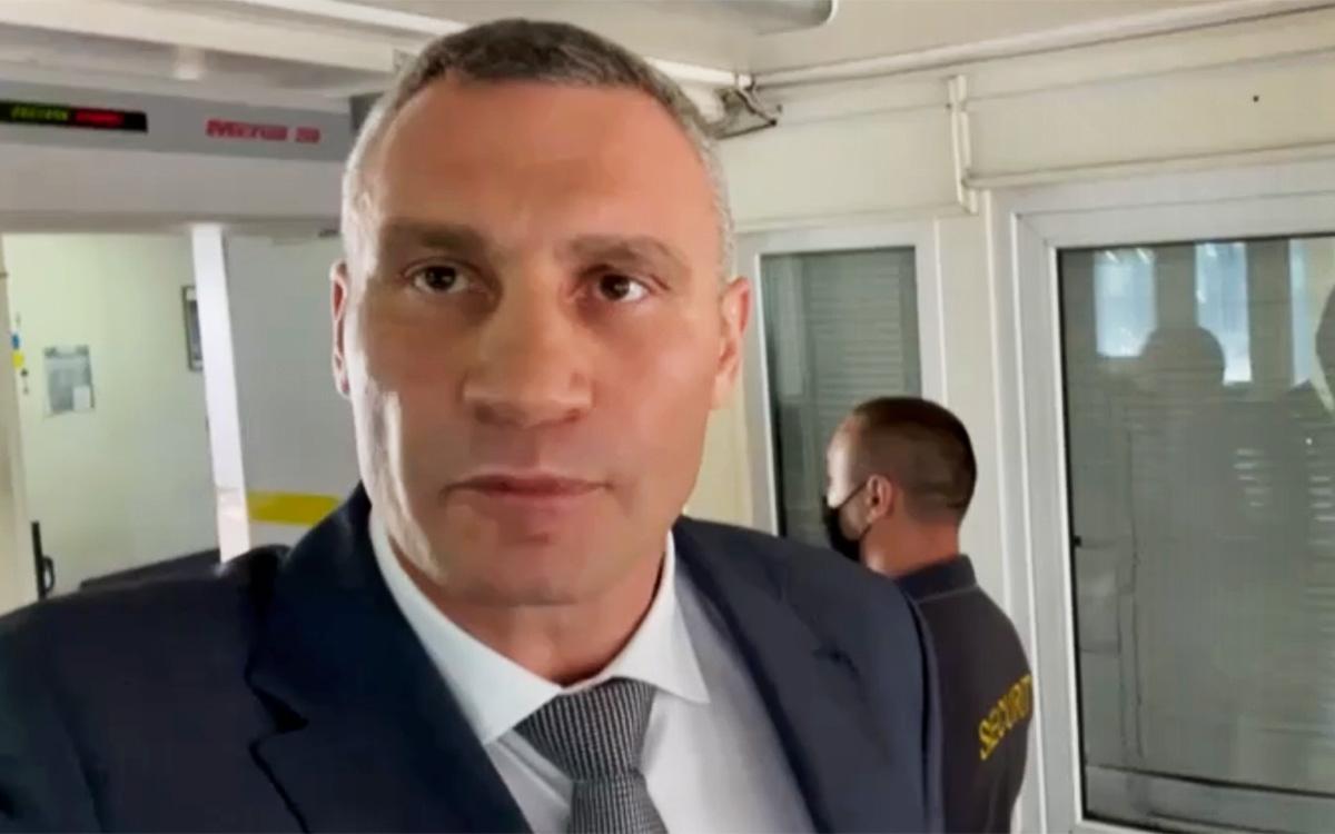 Кличко не пустили в киевский аэропорт встретить Меркель :: Политика :: РБК