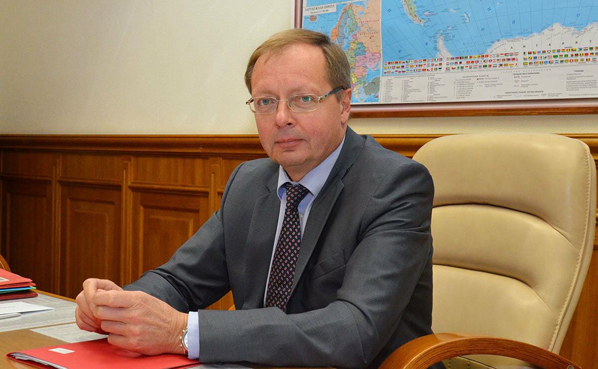Посол России в ЛондонеАндрей Келин