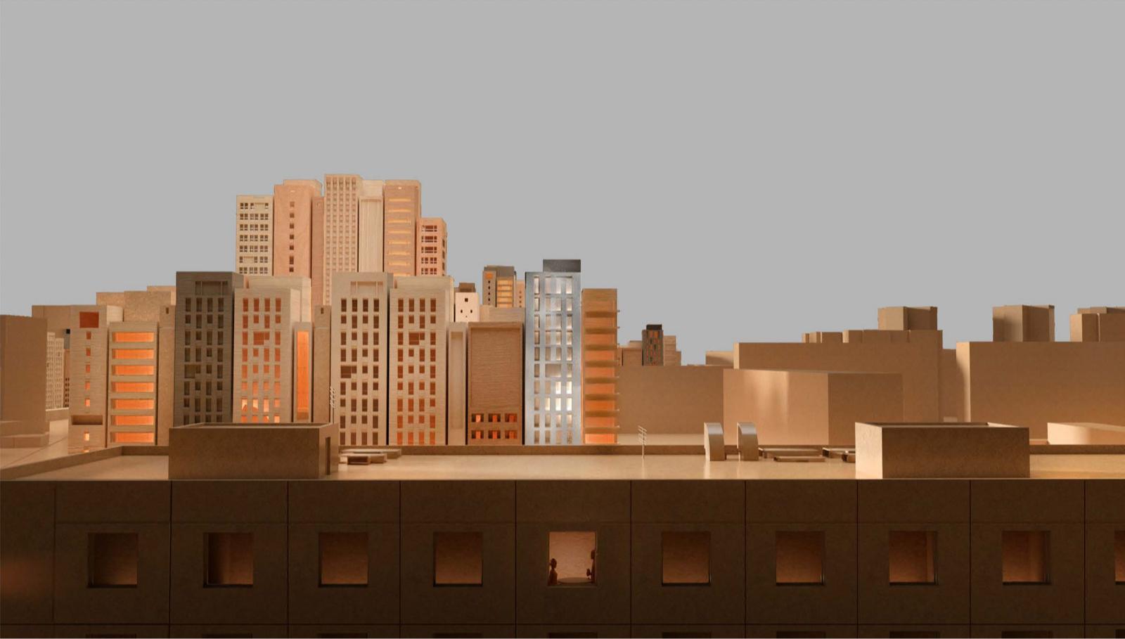 Фото:Citizenstudio + C+S Architects + Saga