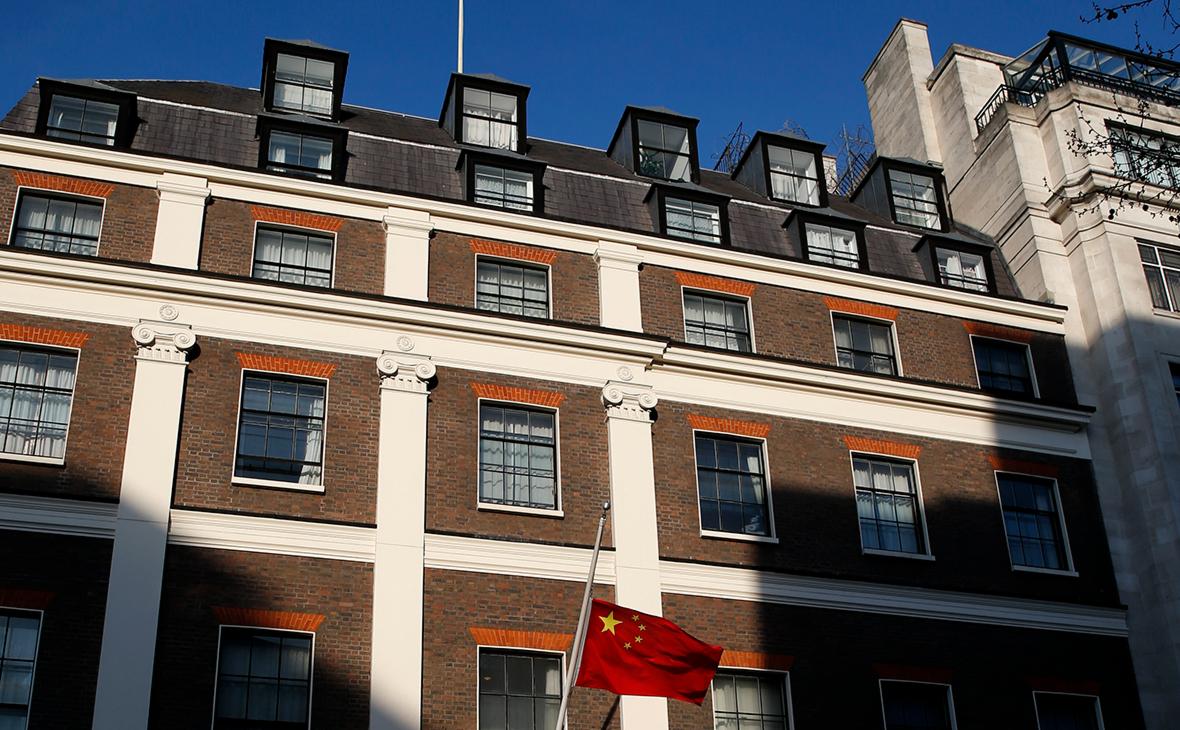 Посольство КНР в Великобритании