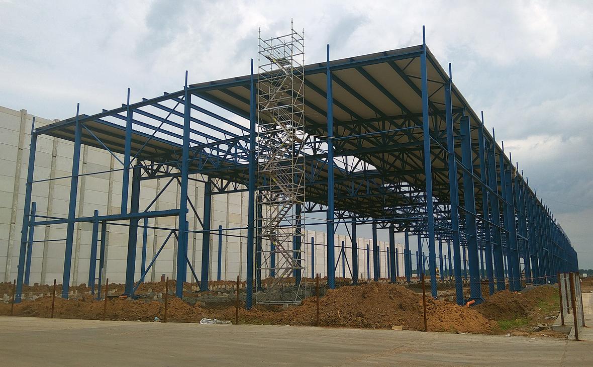 Строительство второй очереди производства«Kronospan» в Башкирии