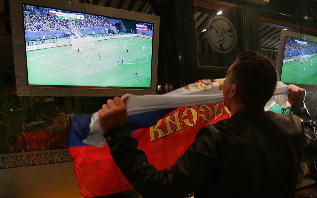 Бары оценили влияние ограничений в Москве на показ матча сборной России