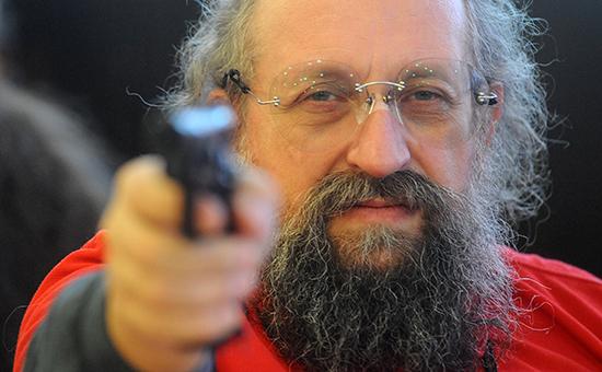 На Украине завели уголовное дело в отношении Анатолия Вассермана ::  Политика :: РБК