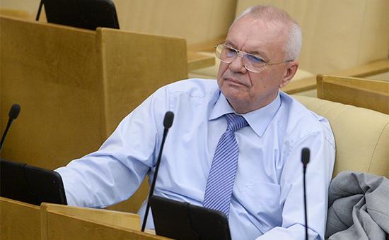 Координатор фракции КПРФ в Государственной думе Сергей Решульский