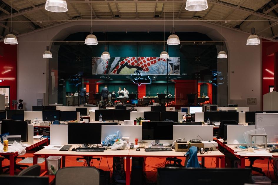 Офис Фонда русского абстрактного искусства