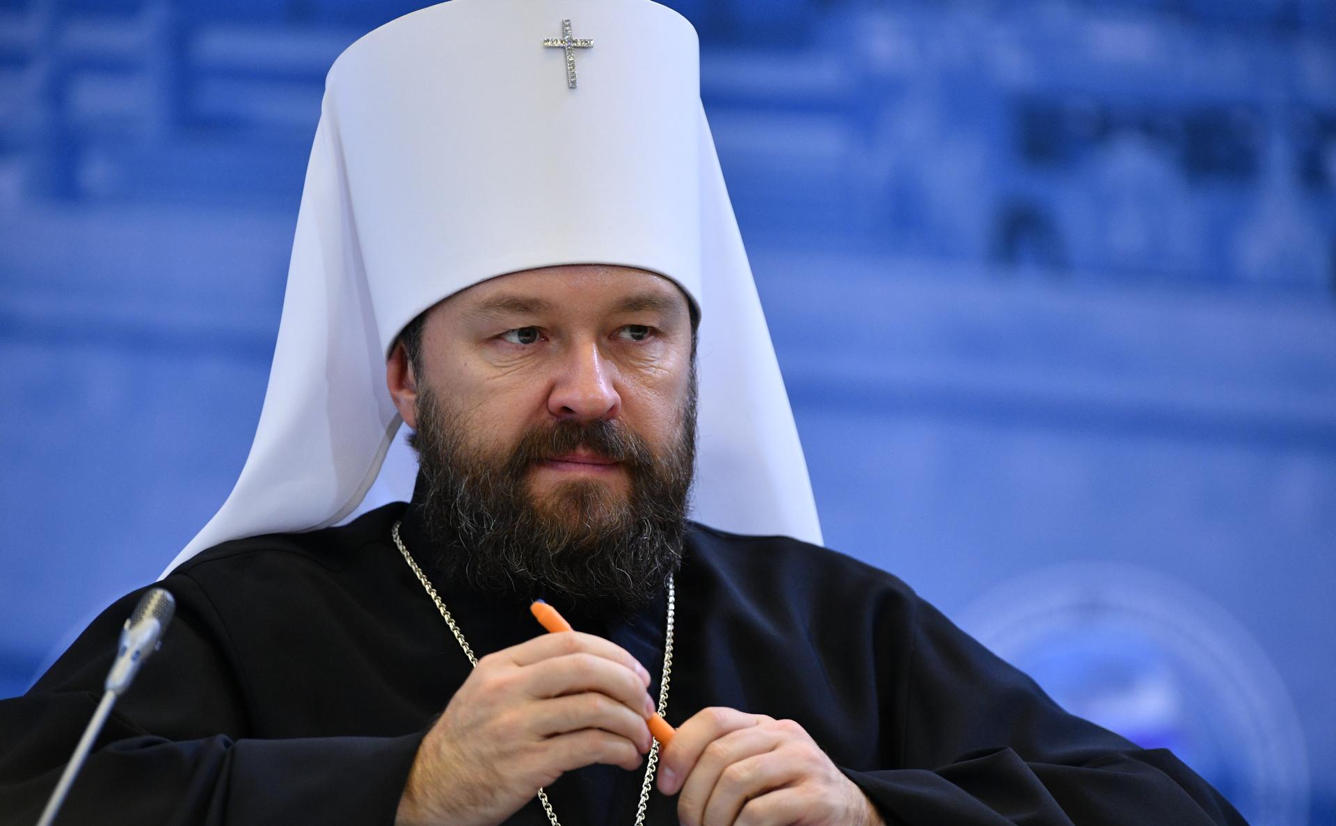 В РПЦ сравнили участие иерархов УПЦ в соборе Киева с предательством Иу