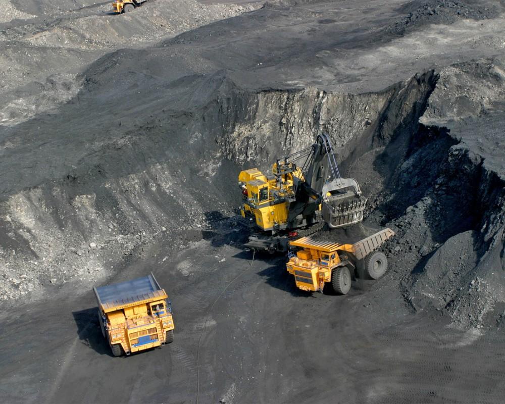 китай по добыче угля в мире занимает