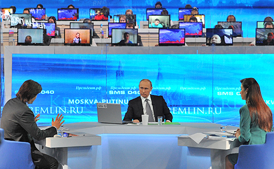 Путин ушел от ответа на вопрос о главном свидетеле по делу Немцова