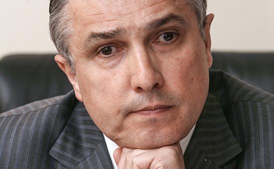 Гендиректор НТВ Владимир Кулистиков