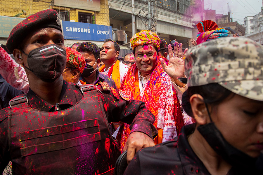 Фото:Anupam Nath / AP
