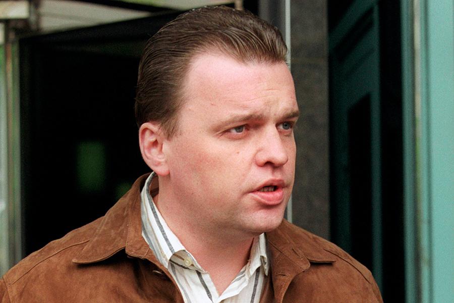 Александр Шадрин. 2004 год