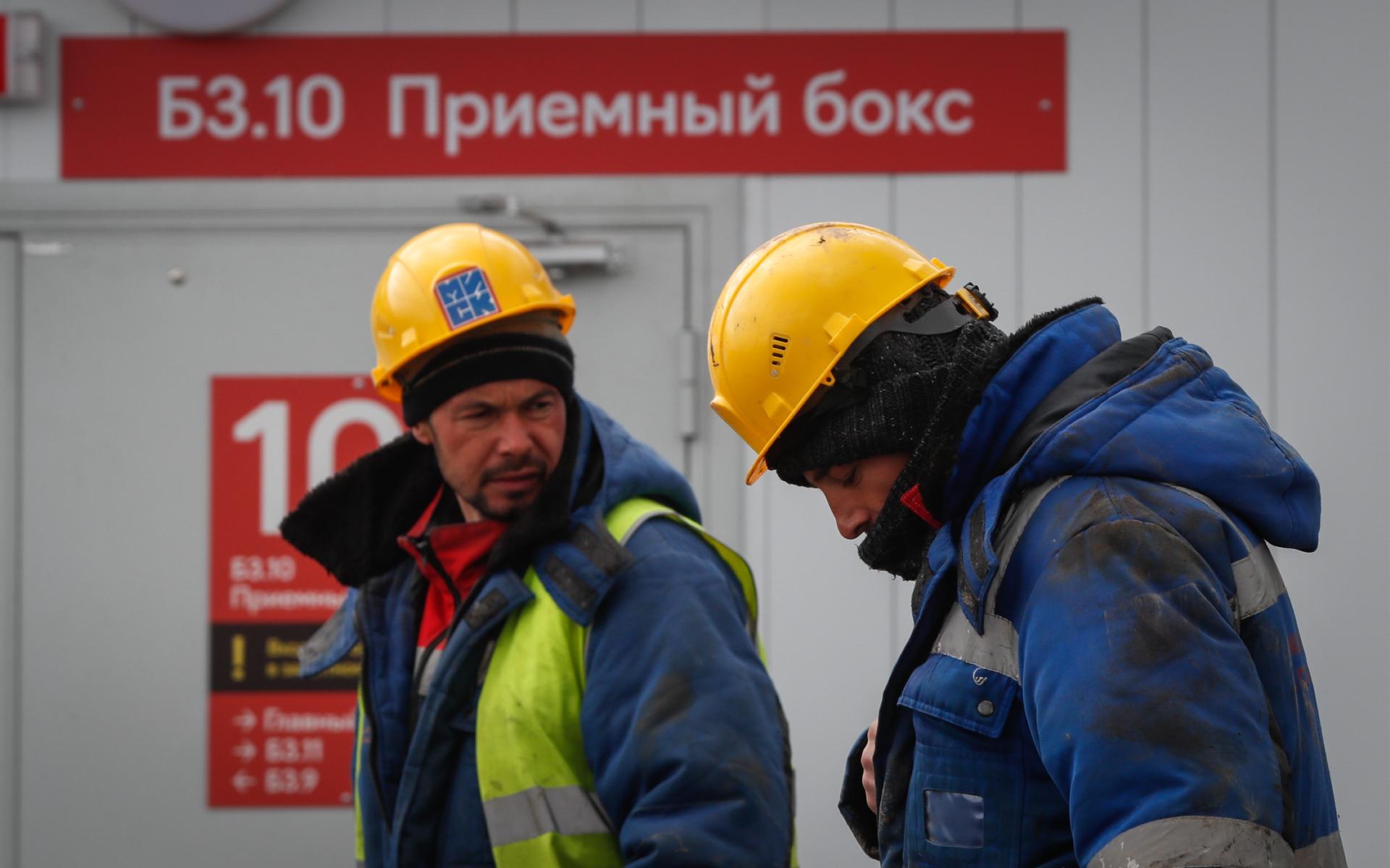 Фото: EPA/YURI KOCHETKOV/ТАСС