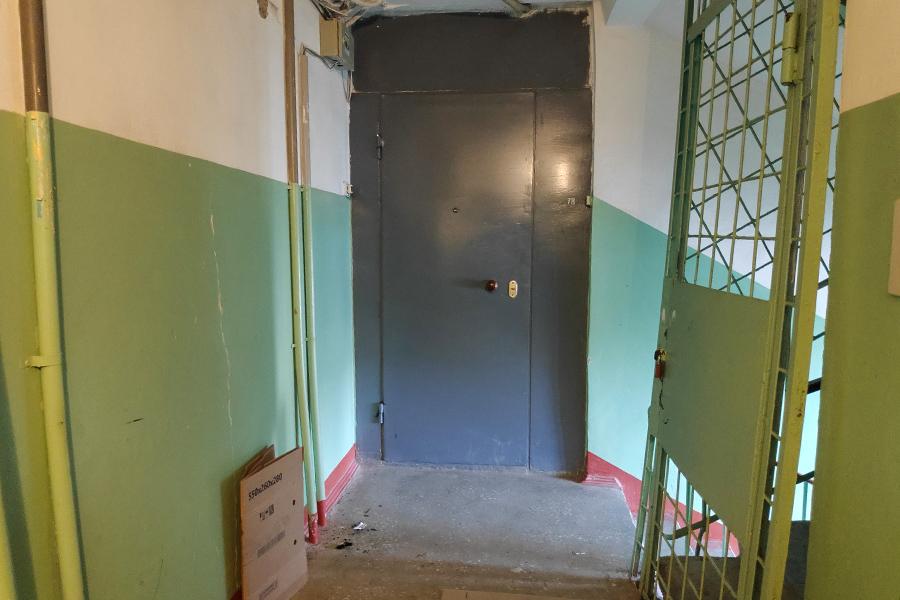 Дом № 10 по улице Туганлык, где жил Ильназ Галявиев