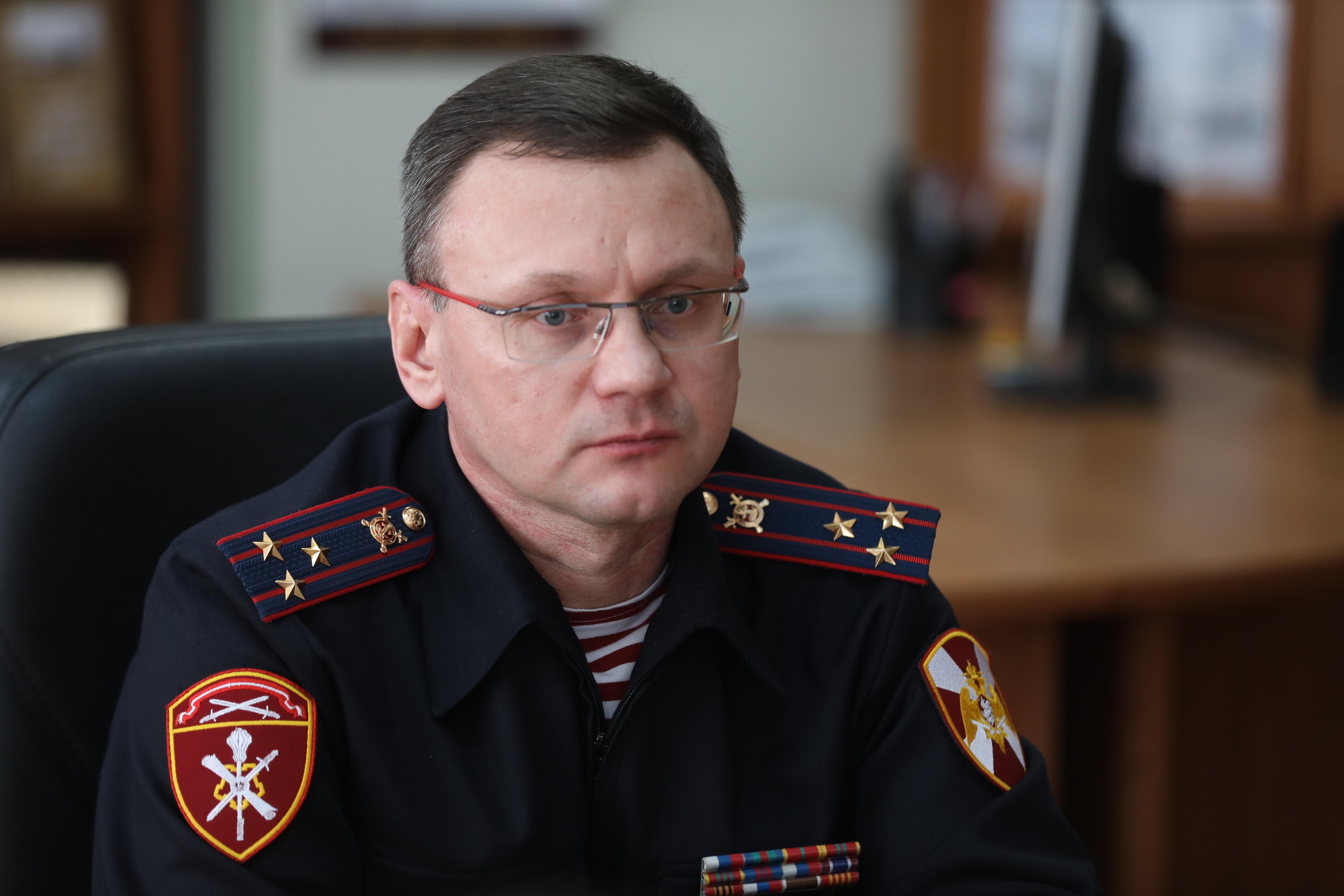 Фото: Управление Росгвардии по Вологодской области