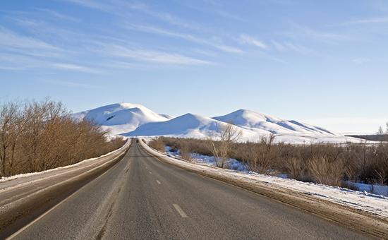 Автодорога Оренбург—Орск