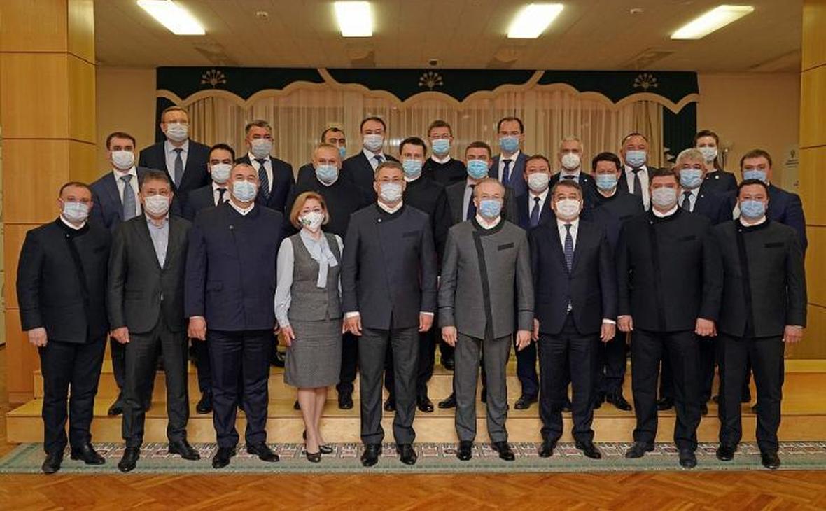 Фото:пресс-служба правительства РБ