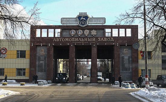 Вид наГорьковский автомобильный завод «Группы ГАЗ»