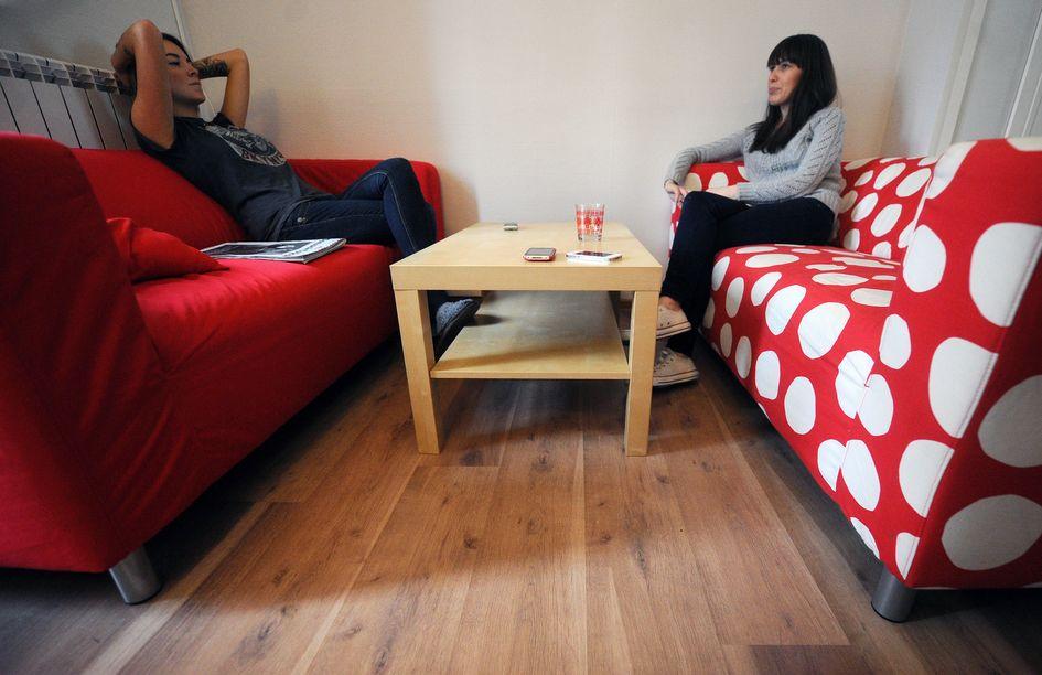 Флэт-шеринг— жилье для совместной аренды