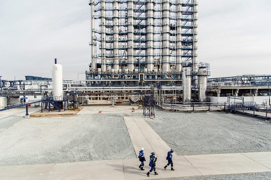Фото:Дмитрий Верхоробин / Газпром Нефть / ТАСС
