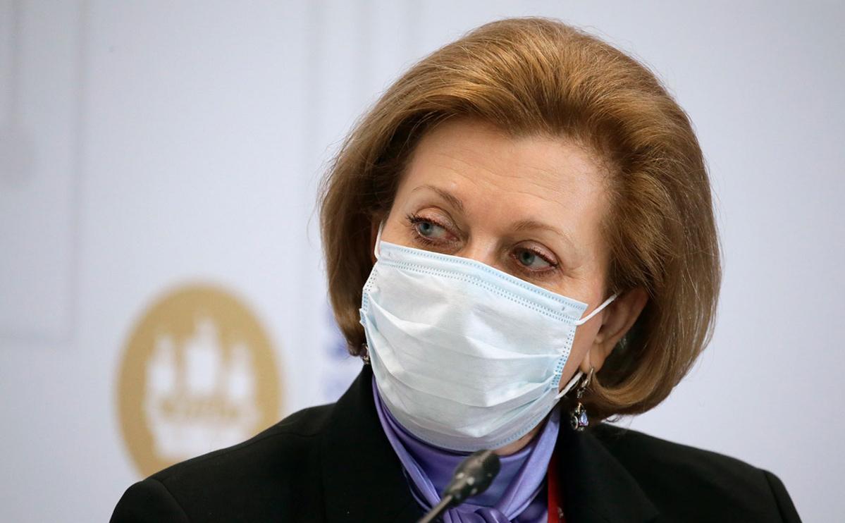 Попова оказалась одним из разработчиков вакцины ЭпиВакКорона