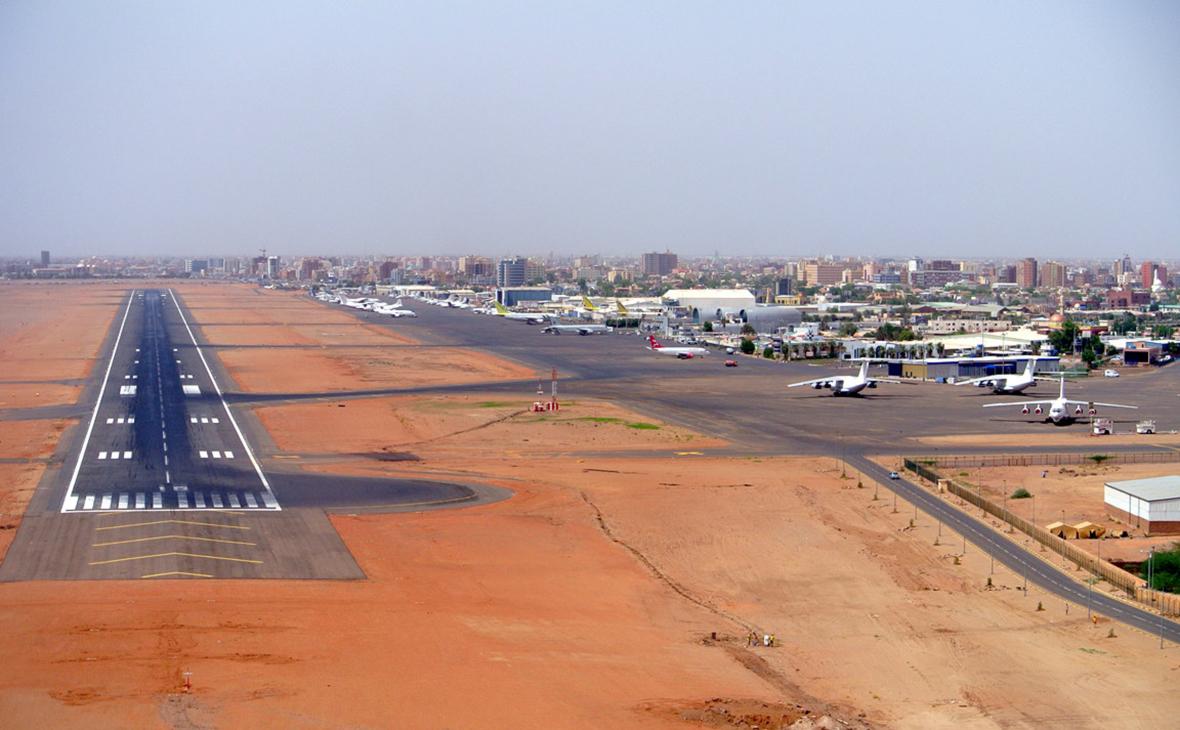 Международныйаэропорт Хартума