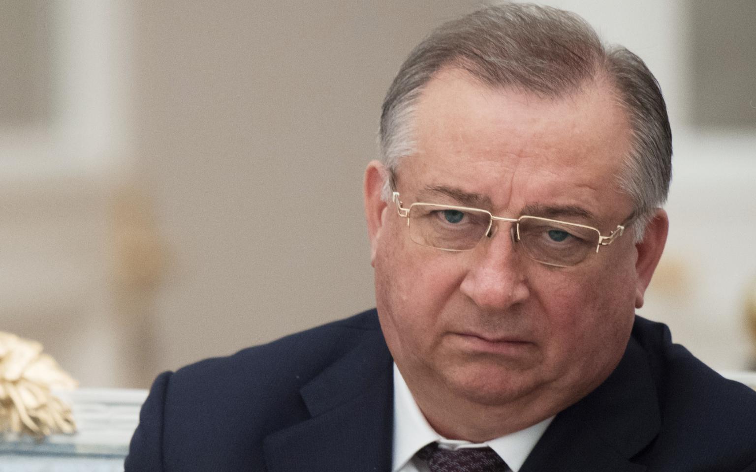 Николай Токарев