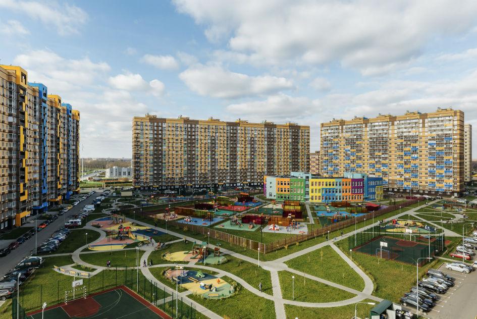 Жилой комплекс «Пригород Лесное»