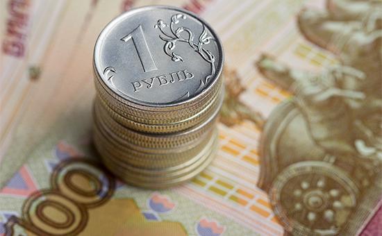 Credit Suisse допустил сильное укрепление рубля в начале 2016 года