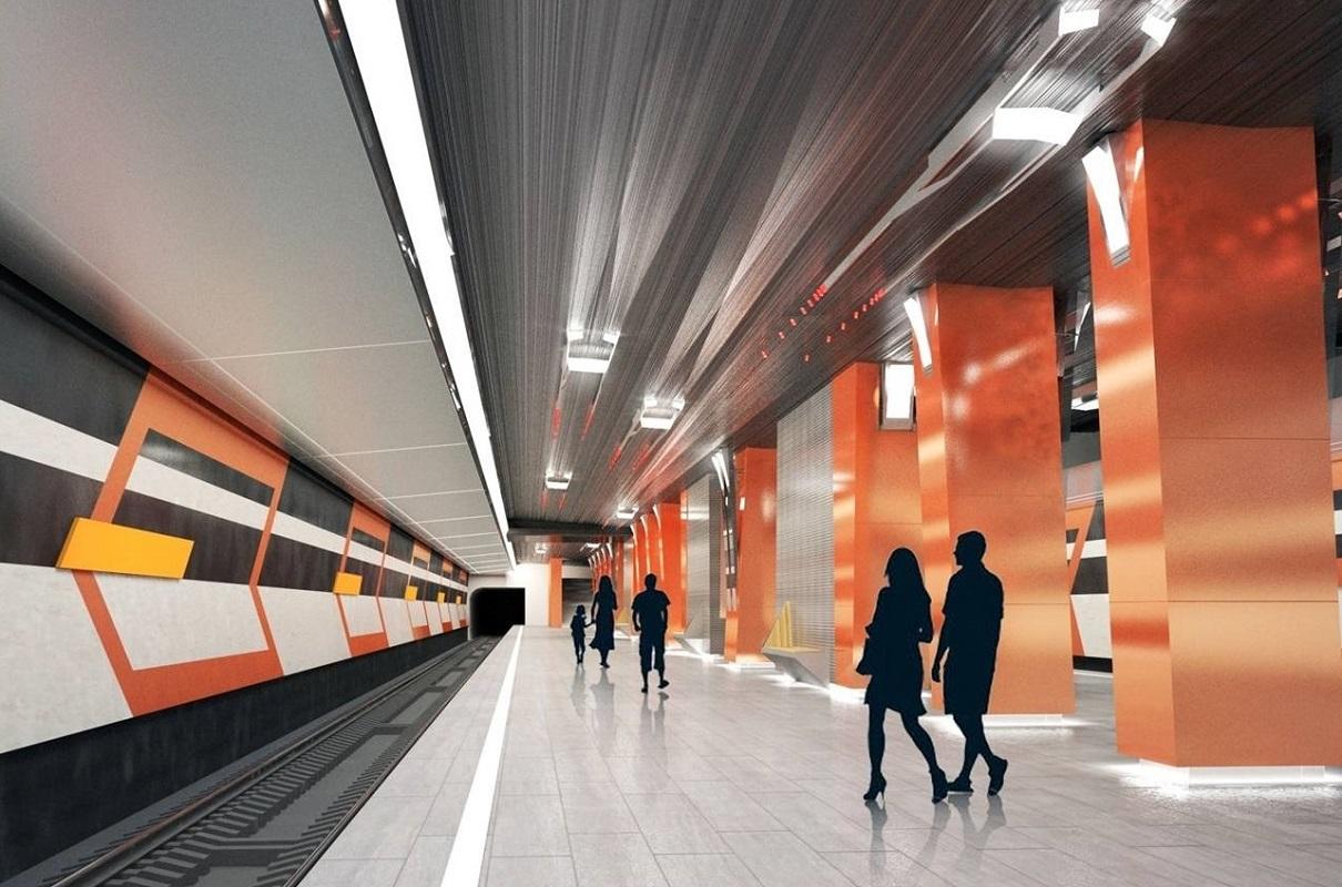 Станция «Боровское шоссе»