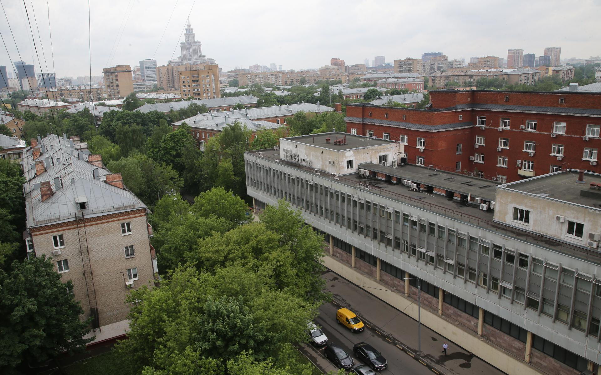 В среднем по всем районам Старой Москвы за третий квартал «квадрат» подорожал на 2,5%