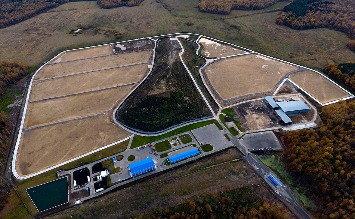 Рядом с полигоном «Малинки» построят крупнейшее в Европе кладбище