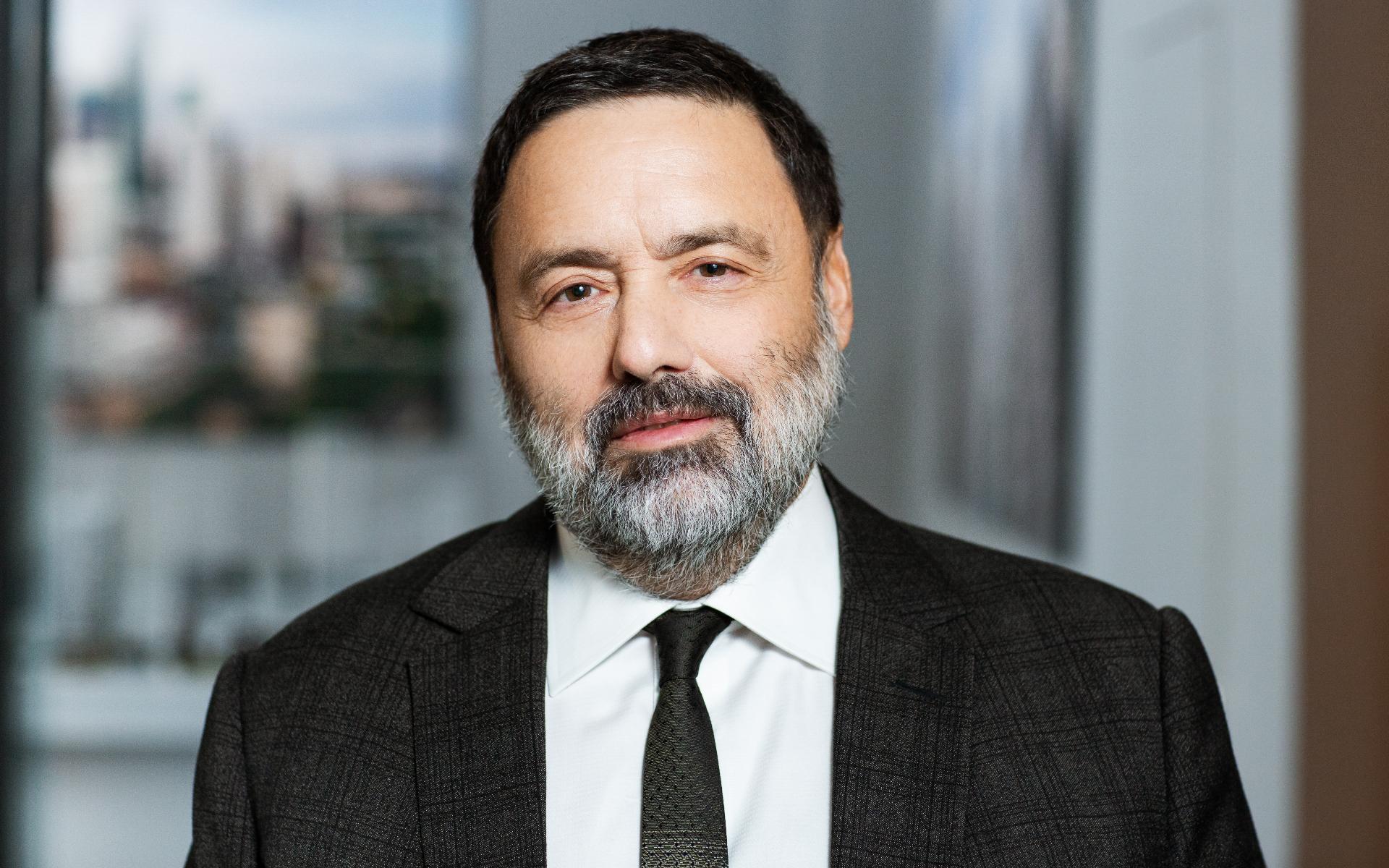 Вениамин Голубицкий, президент ГК «КОРТРОС»