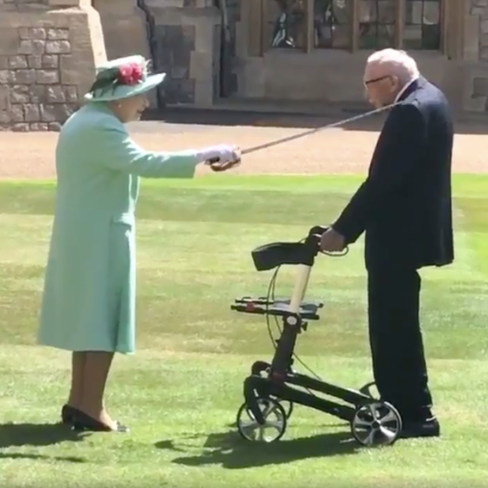 Видео:RoyalReporter / Twitter