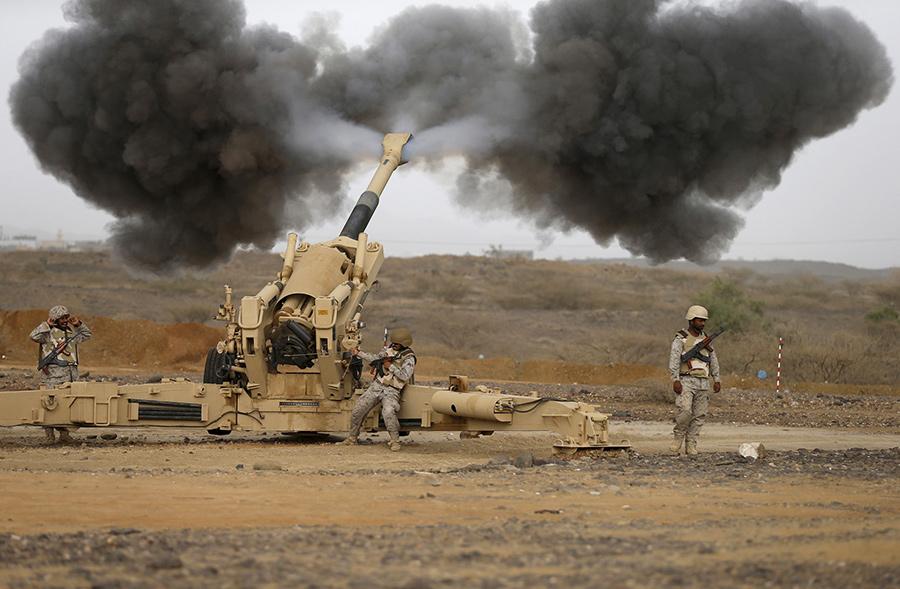 Фото:Faisal Al Nasser / Reuters