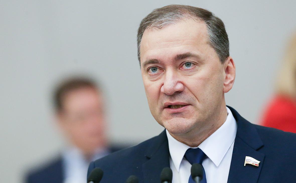 Дмитрий Белик