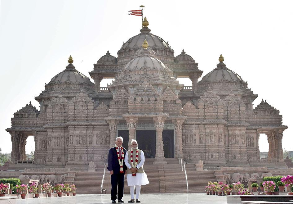 Фото:Lalit Kumar/Global Look Press