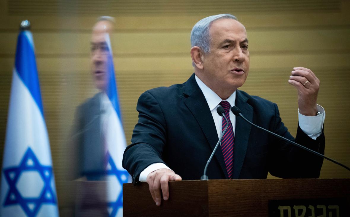 Биньямину Нетаньяху